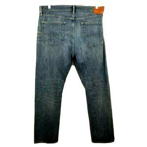 Lucky Brand 363 Mens Straight Designer Jeans sz 36